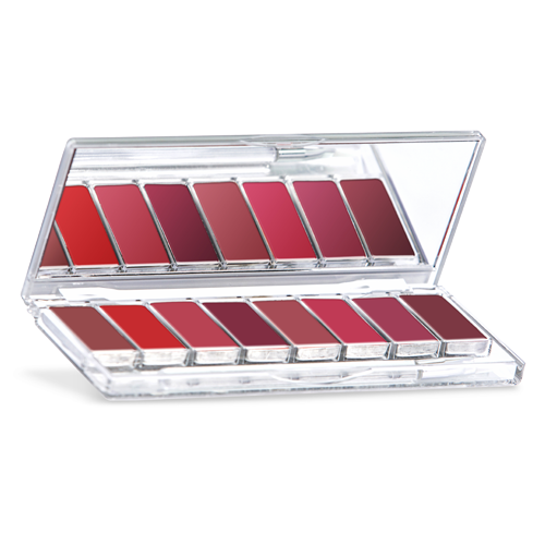 Perfect Red Lip Palette